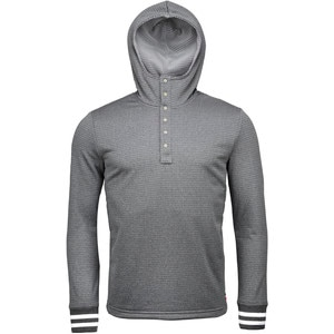 American Mountain Co. Gentlemen's Lightweight Hooded Moisture Wicking Sweater - Men's
