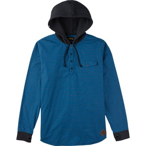 Advent ATF Hooded Flannel Shirt - Long-Sleeve - Men's