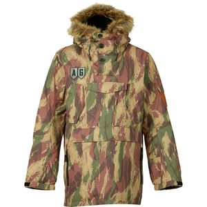 Analog Mindfield Anorak Jacket - Men's