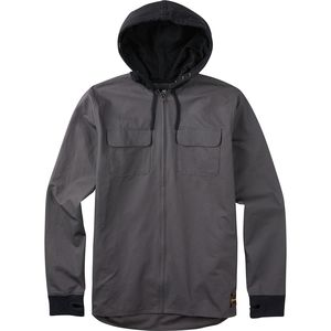 Analog Integrate ATF Hooded Flannel Shirt - Men's