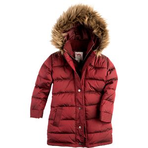 Appaman Long Down Jacket - Girls'