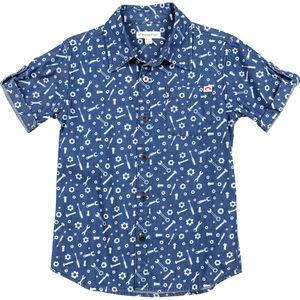 Appaman Toolbox Pattern Shirt - Toddler Boys'