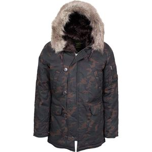 Alpha Industries N-3B W3X Insulated Jacket - Men's