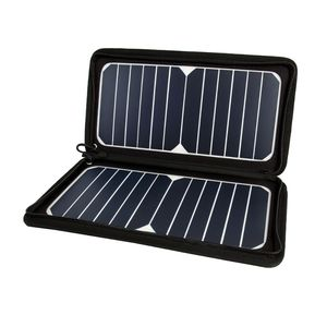 AspectSolar Duo-Flex2 Pro Solar Charger with 37wh Battery