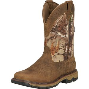 Ariat Conquest Pull-On H20 Insulated 400g Boot - Men's
