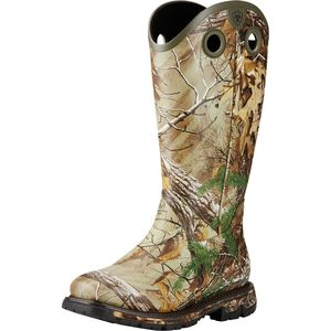 Ariat Conquest Rubber Buckaroo Insulated Boot - Men's
