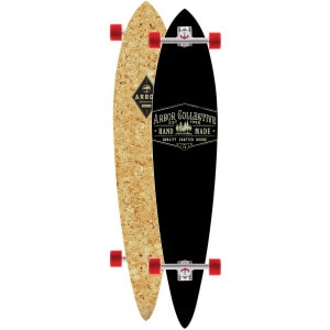 Arbor Timeless Pin Reclaimed Longboard