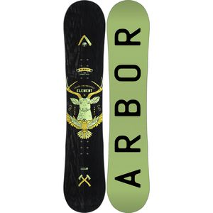 Arbor Element Mini Snowboard - Kids'