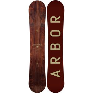 Arbor Heritage Relapse Snowboard - Wide