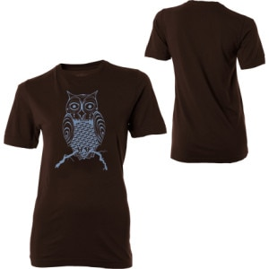 Arbor Hoot T-Shirt - Short-Sleeve - Womens
