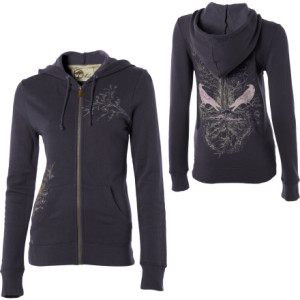 Arbor Canopy Full-Zip Hooded Sweatshirt - Womens