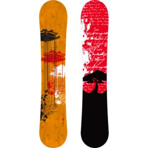 Arbor Roundhouse Snowboard Wide