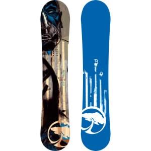 Arbor Westmark Snowboard 2009