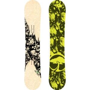 Arbor Del Rey Snowboard 2009