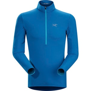 Arc'teryx Morphic Zip-Neck Top - Men's
