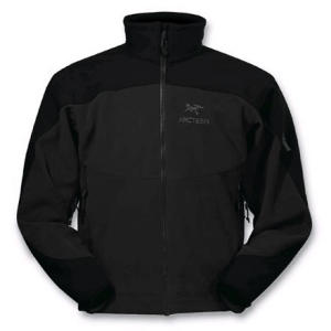 photo: Arc'teryx Sigma AR Jacket soft shell jacket