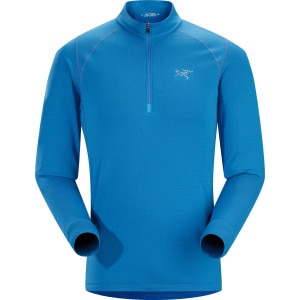 Arc'teryx Thetis Zip-Neck Top - Men's