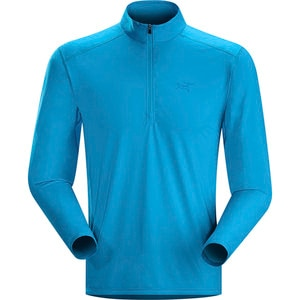 Arc'teryx Ether Zip-Neck Shirt - Long-Sleeve - Men's