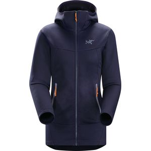 Arc'teryx Arenite Hooded Fleece Jacket - Women's