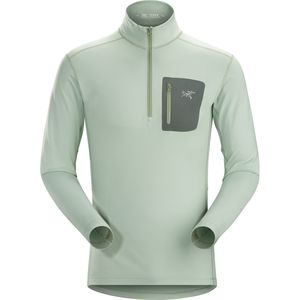 Arc'teryx Rho LT Zip Top - Long-Sleeve - Men's