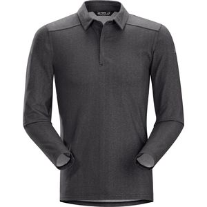 Arc'teryx Captive Polo Shirt - Long-Sleeve - Men's