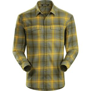 Arc'teryx Gryson Shirt - Long-Sleeve - Men's