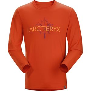 Arc'teryx Maple T-Shirt - Long-Sleeve - Men's