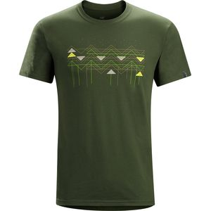 Arc'teryx Treetops T-Shirt - Short-Sleeve - Men's