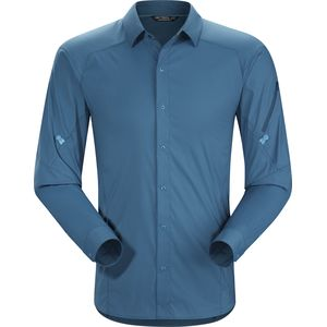 Arc'teryx Elaho Shirt - Long-Sleeve - Men's