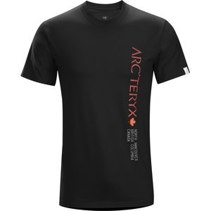 Arc'teryx Vertical Word T-Shirt - Men's