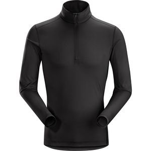 Arc'teryx Phase SL Zip Neck Top - Men's