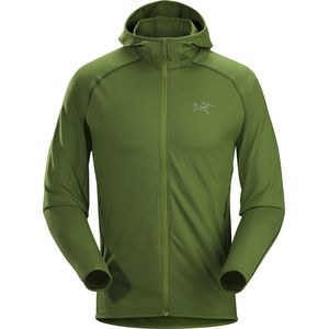 Arc'teryx Adahy Hooded Fleece Jacket - Men's