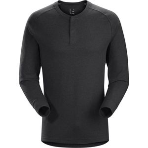 Arc'teryxSirrus Long-Sleeve Henley Shirt - Men's