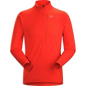 Arc'teryxKonseal Zip Neck Fleece Pullover - Men's