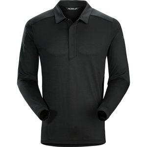 Arc'teryx A2B Long-Sleeve Polo Shirt - Mens