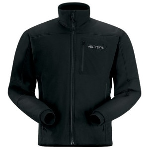 photo: Arc'teryx Men's Easyrider Jacket soft shell jacket