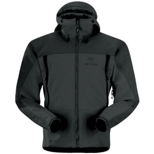 photo: Arc'teryx Sigma SV Jacket soft shell jacket