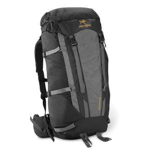 photo: Arc'teryx Needle 55 weekend pack (3,000 - 4,499 cu in)