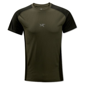 Arcteryx Velox Comp Crew - Short-Sleeve - Mens