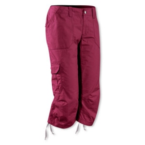 photo: Arc'teryx Witness Capri climbing pant