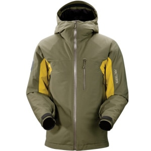 photo: Arc'teryx Men's Titan Jacket synthetic insulated jacket