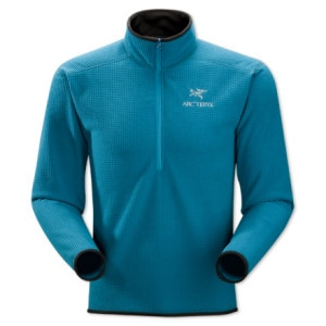 Arcteryx Delta AR Zip Neck Shirt - Mens