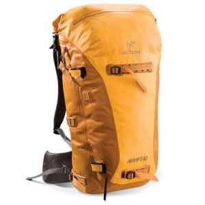 photo: Arc'teryx Arrakis 65 weekend pack (3,000 - 4,499 cu in)