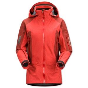 Arcteryx Stingray Softshell Jacket - Womens