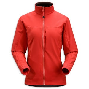 Arcteryx Zeta  Softshell Jacket - Womens