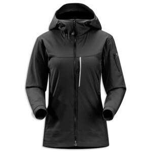 Arcteryx Gamma MX Hooded Softshell Jacket - Womens