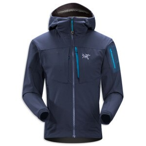 Arcteryx Gamma MX Hooded Softshell Jacket - Mens