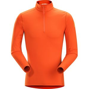 Arc'teryx Phase AR Zip-Neck Top - Long-Sleeve - Men's