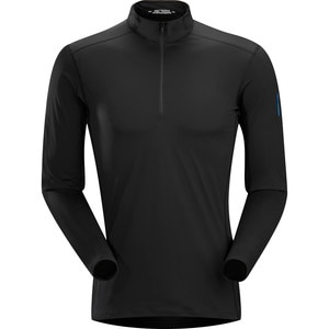 Arc'teryx Phase SL Zip-Neck Top - Long-Sleeve - Men's