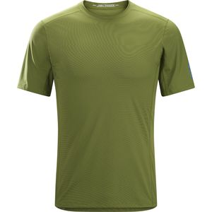 Arc'teryx Phase SL Crew Top - Short-Sleeve - Men's